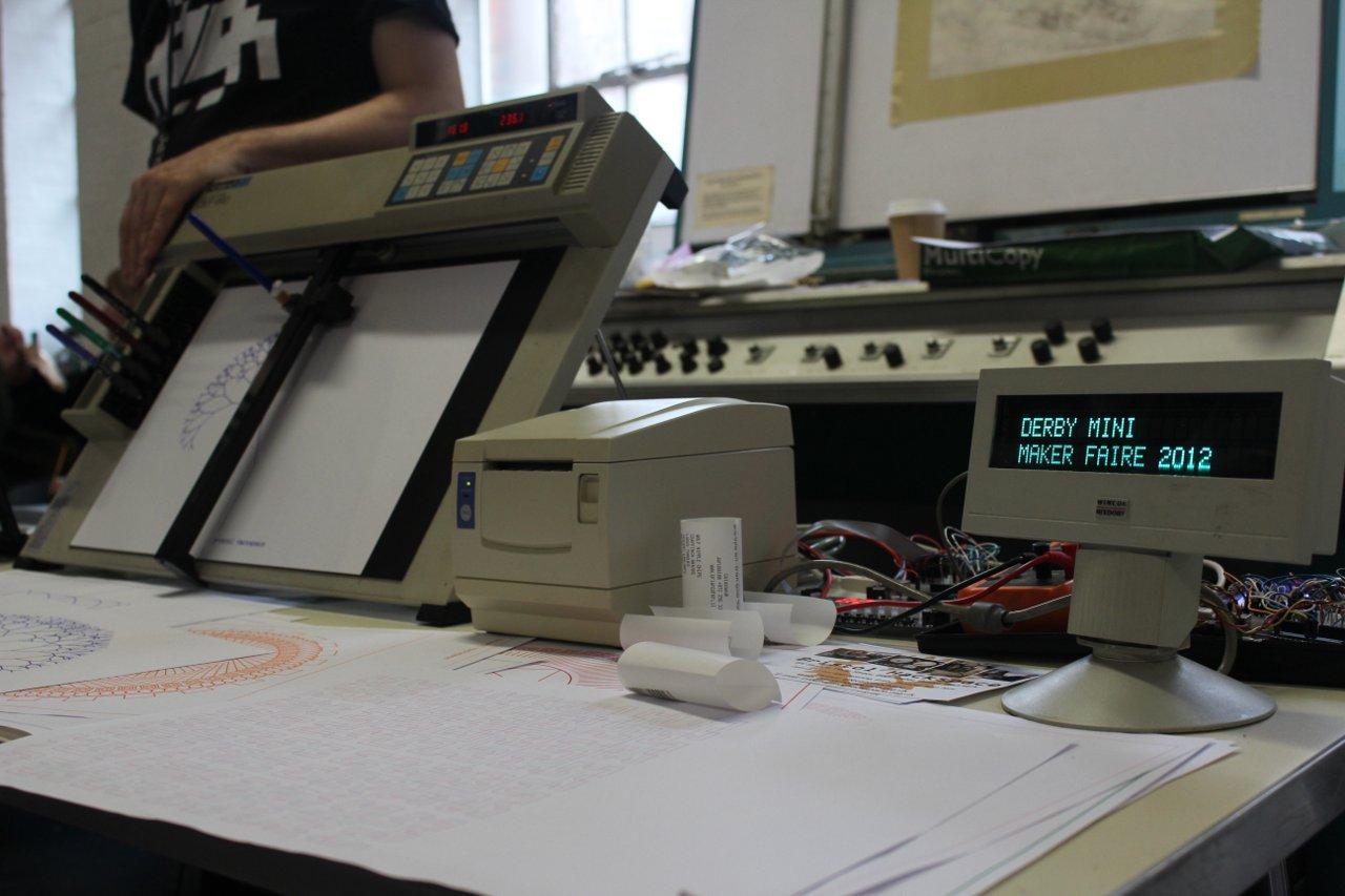 nathandumont com : Derby Mini Maker Faire 2012