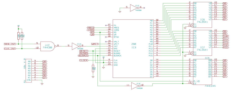 z80 computer schematic  | elsalvadorla.org