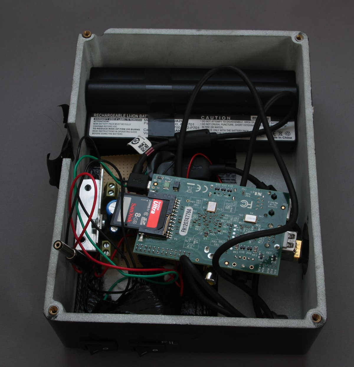 This Jen Is The Internet Wiring Box Inside A Laptop Battery Voltage Regulator Circuit Raspberry Pi