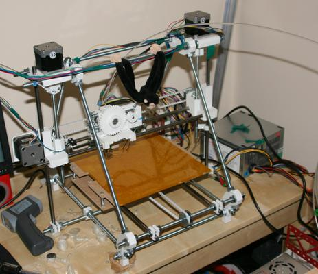 A fairly standard basic RepRap